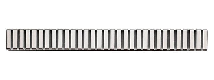 Дизайн-решетка AlcaPlast Line 64.4 см LINE-650L Смеситель 1 Orange Classic Pro M72-000cr для кухонной мойки